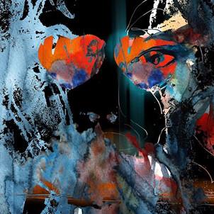 _Hearteyes_  - an illustration depicting