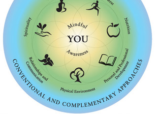 What your Wheel of Health is telling you?