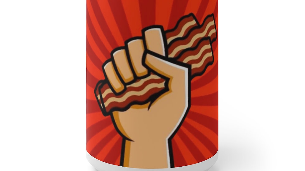 Color Changing Bacon Mug
