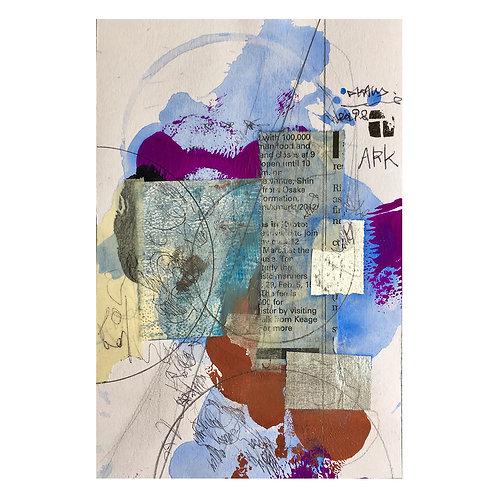 小峰力/ARK-箱と舟-collage