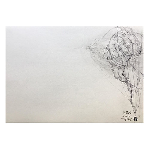 小峰力/HEAD:LOBE drawing