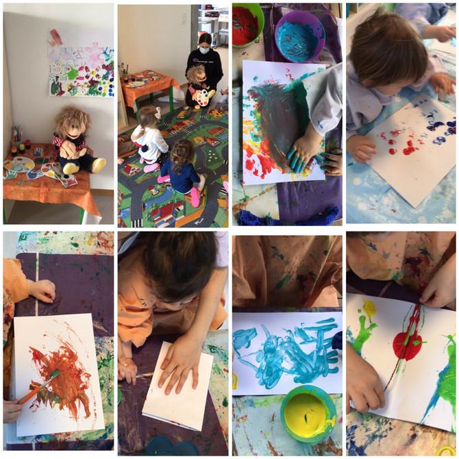 Bildungsprojekt - Malermeister