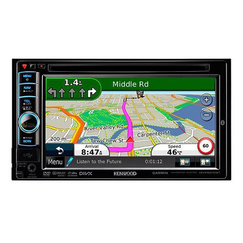 Kenwood Navigation for Porsche 911