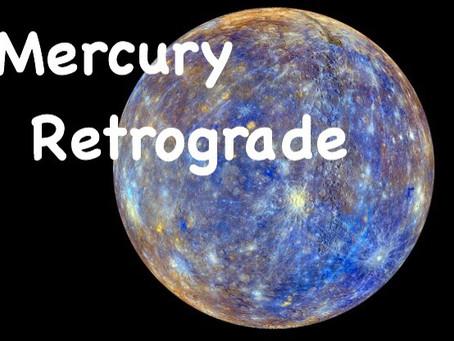 Mercury Retrograde Journal