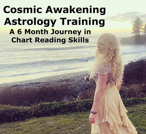 Cosmic Awakening Astrology Training Phot