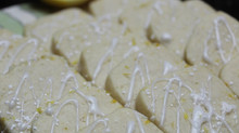 Lemon Shortbread Cookie, Off the Beaten Path Style!
