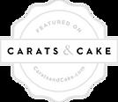 Carats & Cake Logo