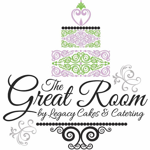 The Great Room by Legacy Cakes and Catering