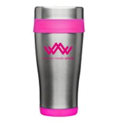 Stainless WMW Insulated Tumbler