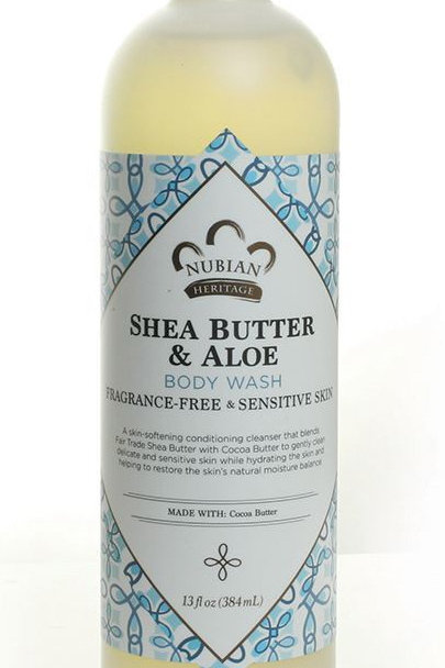 Shea Butter & Aloe Body Wash