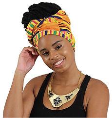 AFRICA IMP JN103 DECORATIVE EMPRESS CHOK