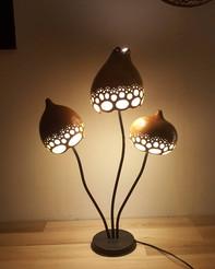 "Lampe ""Psylocibine"""