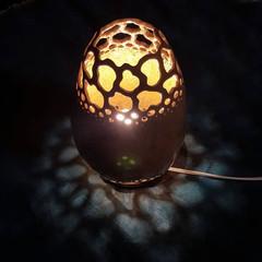 Cette Lampe décorative personnalisée est