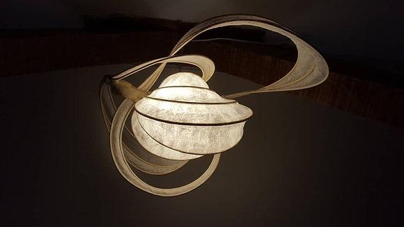 """Sculpture lumineuse """"Magia Zuria"""""""