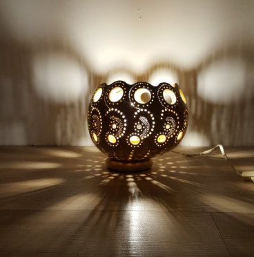 """Lampe """"Atom"""""""