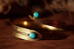 Snake Turquoise