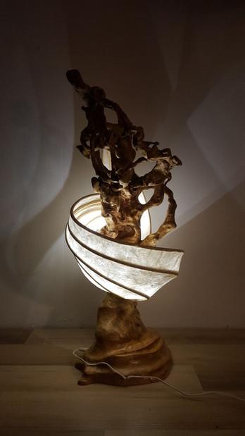 atomojo kundalini lampe