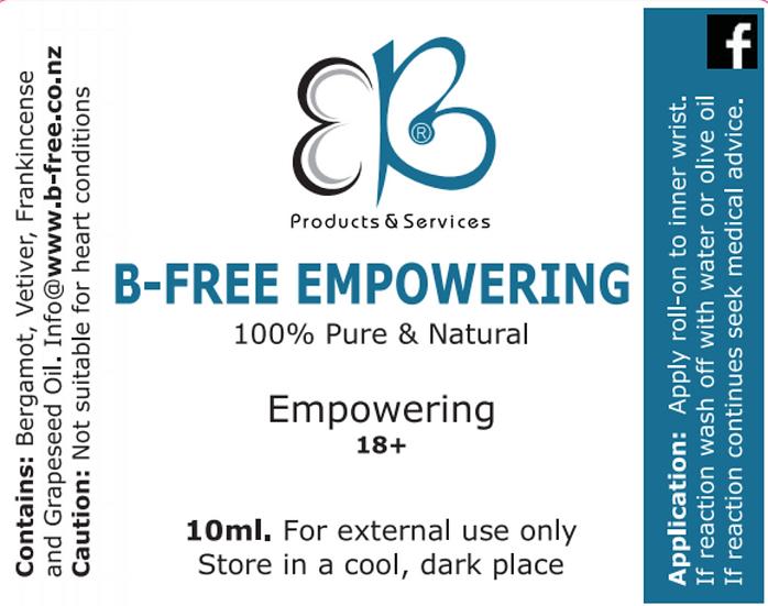 B-FREE EMPOWERING
