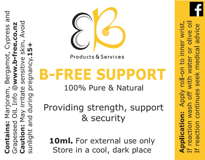 B-FREE SUPPORT