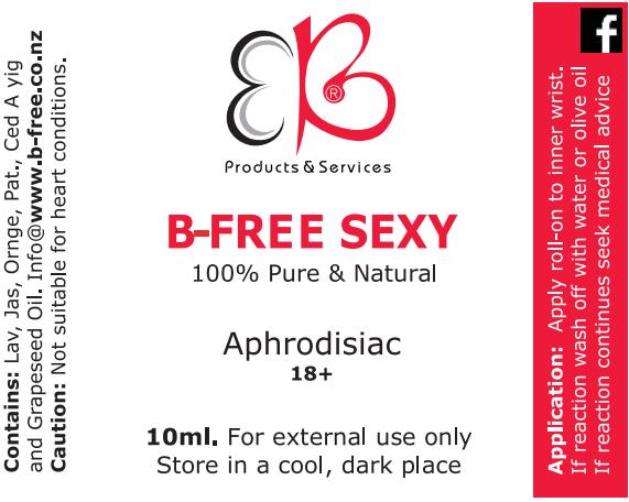 B-FREE SEXY