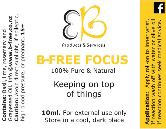 B-FREE FOCUS