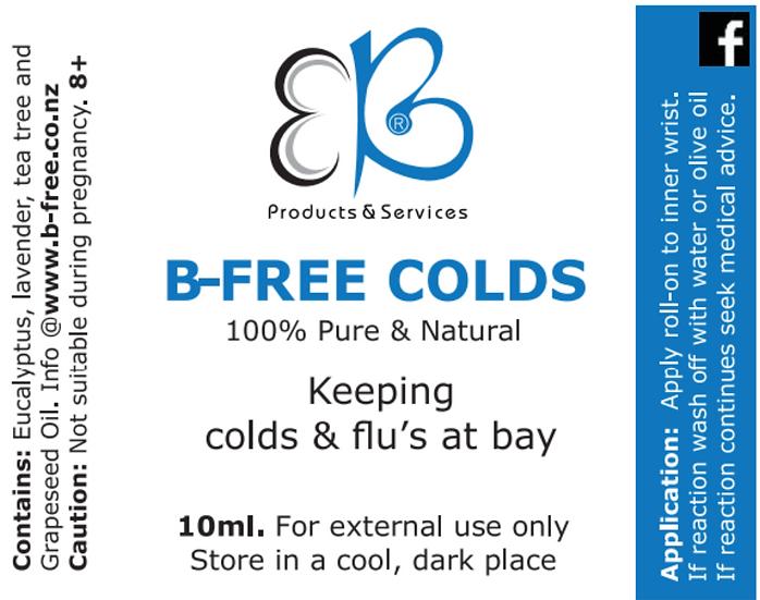 B-FREE COLDS