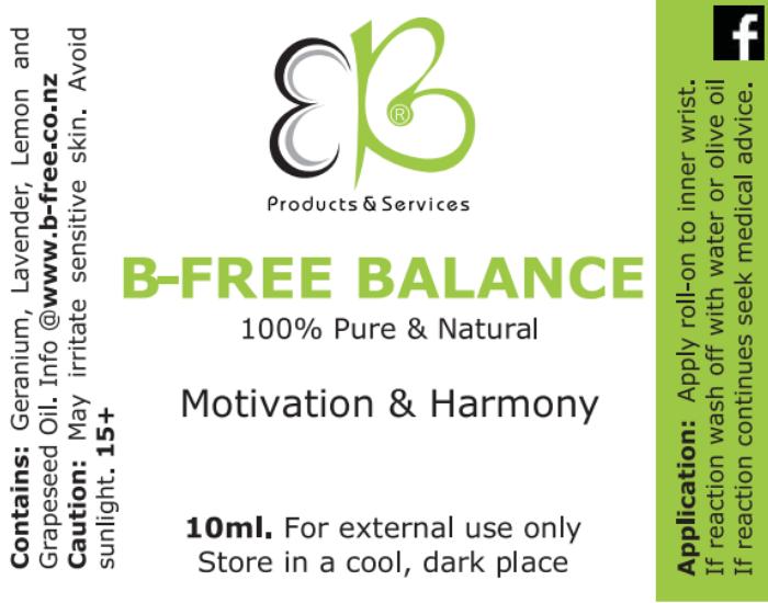B-FREE BALANCE