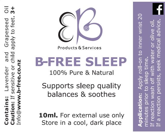 B-FREE SLEEP