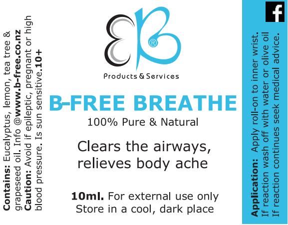 B-FREE BREATHE