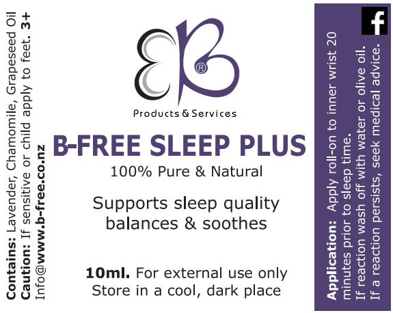 B-FREE SLEEP PLUS