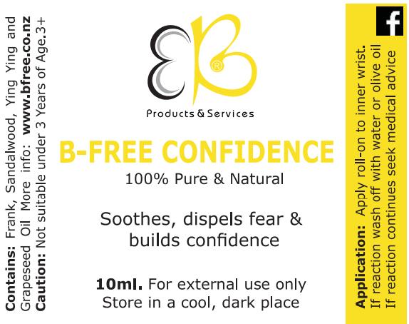 B-FREE CONFIDENCE