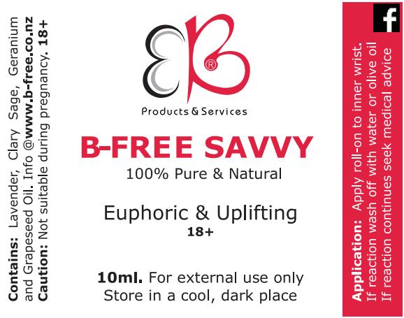 B-FREE SAVVY