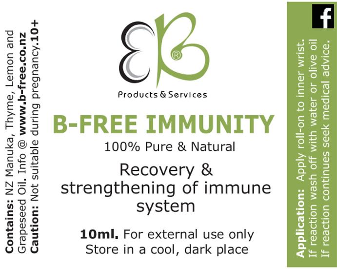 B-FREE IMMUNITY