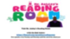 Mr. Ashley's reading room web address 2.