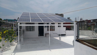 5kW PV Guarderia  Campanita Villahermosa