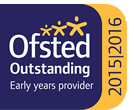 "Ofsted registered ""Outstanding"""