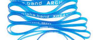 Alph bands- סט 5 גומיות אלסטיות במגוון התנגדויות
