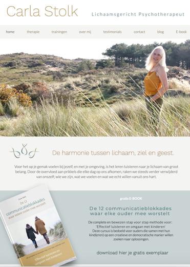 websiteontwerp Carla Stolk