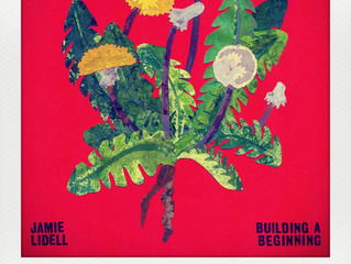 "Album of the week: Jamie Lidell ""Building A Beginning"""