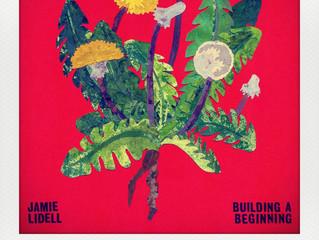 "Album of the week: Jamie Lidell ""Building A Beginning"""
