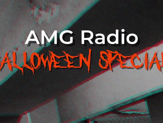 AMG Radio - Halloween All Day Special
