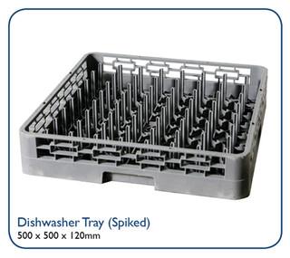 Dishwasher Tray (Spiked)