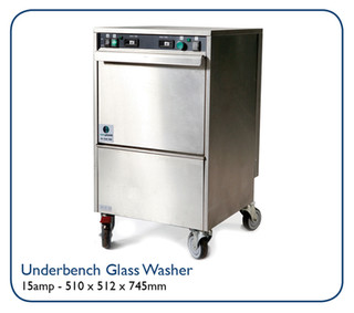 Underbench Glass Washer