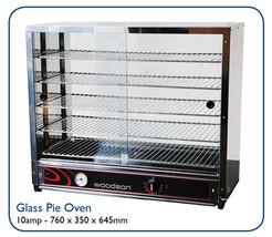Glass Pie Oven