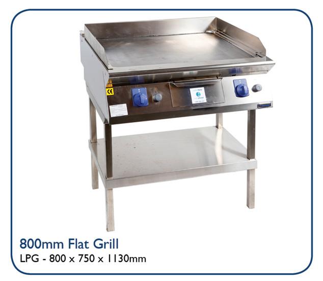 800mm Flat Grill