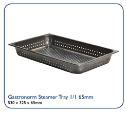 Gastronorm Steamer Tray