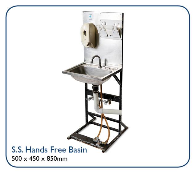 S.S. Hads Free Basin
