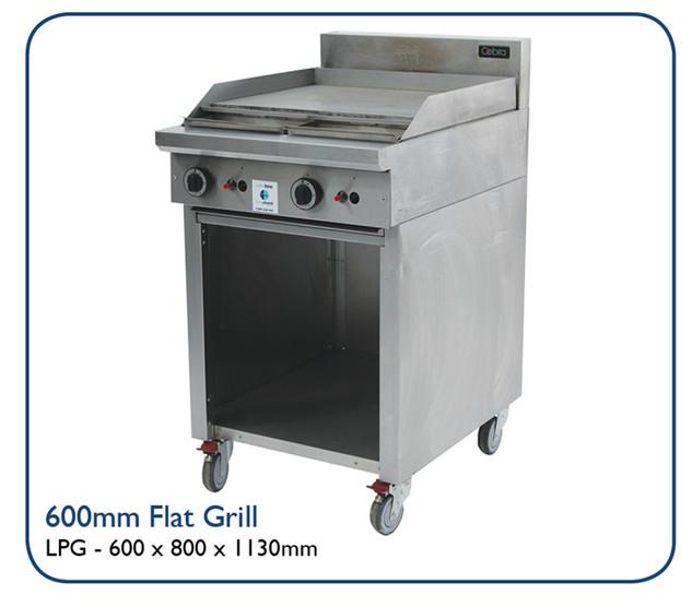 600mm Flat Grill