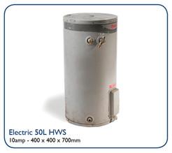 Electric 50L HWS