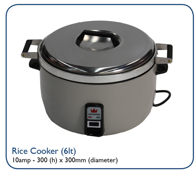 Rice Cooker (6lt)